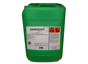 SANIQUAT NF - Bidon 22 kg