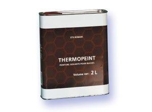 Peinture aluminium Thermopeint 2 L