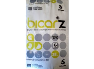 Bicarbonate de sodium 25 kg