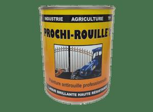 Prochi-rouille gris FENDT 606 - 2,5 L