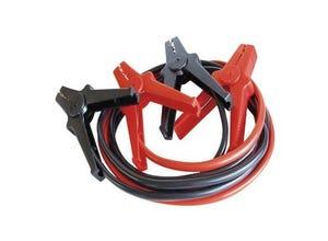 Câbles démarrage 320A 2x3m ø16mm² pinces isolées
