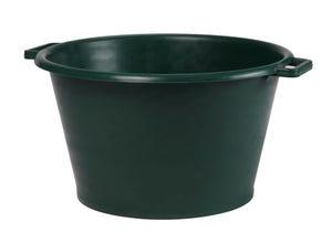 Baquet rond vert 50L