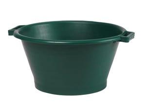 Baquet rond vert 30L