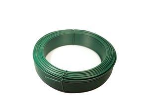 Fil de Tension Plastifié vert 2,40MM x 50M