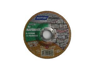 Disque à tronçonner matériaux 125x3,2x22,2