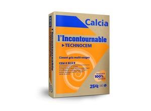 Ciment i.pro technocem 32,5R - sac de 25kg