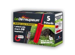 Le Détaupeur - 5 recharges