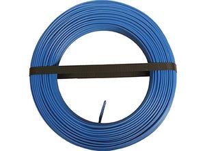 Câble H07 VU 1,5mm bleu 100m