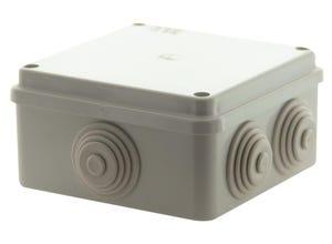 Boite carrée étanche 100x100x50mm/IP55