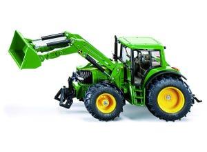Tracteur John Deere + chargeur