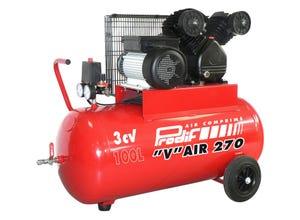 Compresseur d'air 100 litres PRODIF