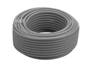 Câble H05 VVF 3G 1,5mm gris 50M