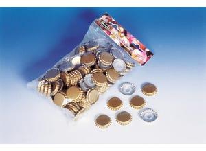 150 capsules avec opercule 29mm