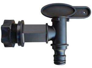 Robinet récupérateur eau raccord rapide