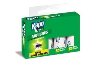 Rubans attrape mouches (x4)