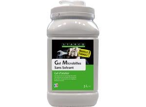 Gel microbilles sans solvant 3L