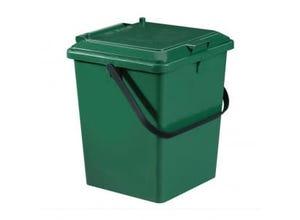 Seau bio composteur 8L vert