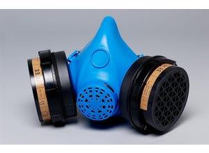 Masque respiratoire + 2 cartouches