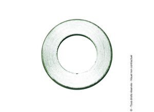 Rondelle Gond en laiton Ø16 mm (x4)