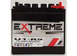 Batterie motoculture extrem U1-R9