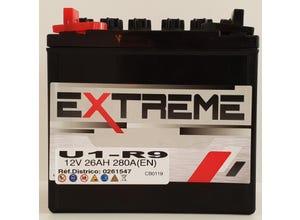 Batterie motoculture extrem U1-L9