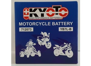 Batterie scooter/moto YB7LB