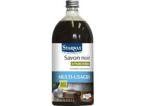 Savon noir à l'huile d'olive concentré bouteille