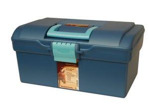 Groom in box bleue + set de pansage
