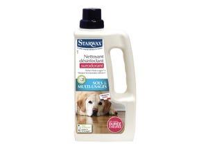 Nettoyant désinfectant surodorant animal Starwax