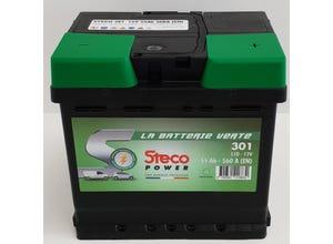 Batterie automobile Steco 301