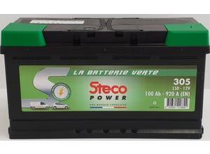Batterie automobile Steco 305