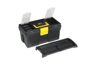 Boîte à outils plastique 40 cm McPlus Promo 16