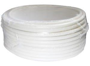 Câble H05 VVF 3G 1,5mm blanc 50M