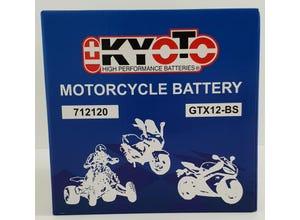 Batterie moto YTX12BS