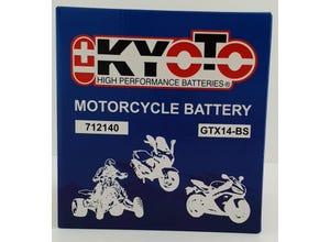 Batterie moto YTX14BS