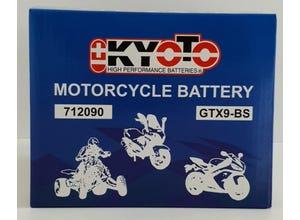 Batterie moto YTX9BS
