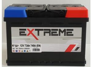 Batterie automobile extrem AP14+