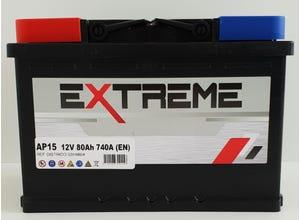 Batterie automobile extrem AP15