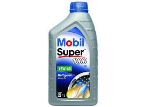 MOBIL SUPER 1000 X1 15W40