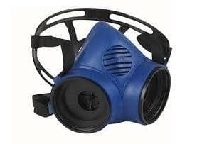 Demi-masque respiratoire nu confort
