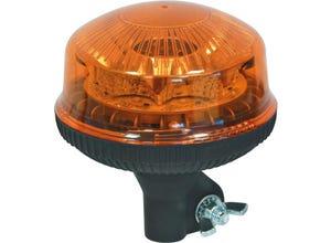 Gyrophare 8 LED rotatif