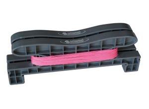 Kordo avec drisse fluo rose Ø1,5mm x L20m largeur20cm
