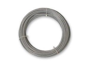 Câble gainé âme métallique 10m