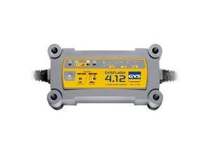 Chargeur de batterie Gysflash 4-12V