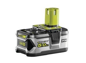 1 batterie lithium 5 Ah RB18L50G