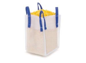 Accessoires granulés jaunes
