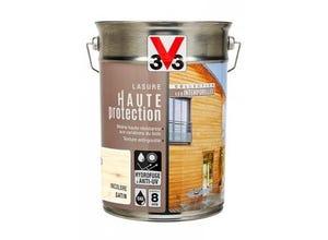 Lasure haute protection Incolore 5L
