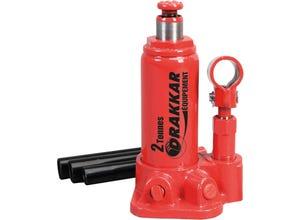 Cric bouteille hydraulique 2T