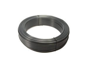 Fil de Tension Plastifié gris - 2,75MM x 50M FILIAC