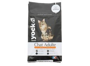 Croquettes Chat Nutrition Adulte Poulet 7 kg